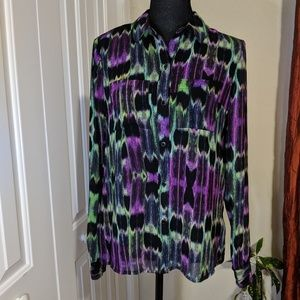 LAMOUR Nanette Lepore long sleeves top